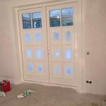 deuren geschilderd