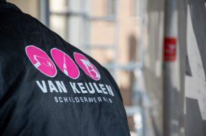 Schilder nabij Zwolle