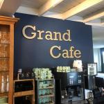 Grand cafe schilderen